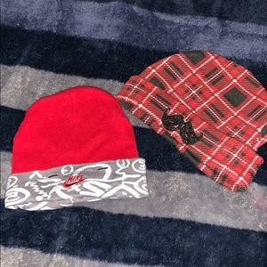 Bundle of 2 Baby Boy Hats